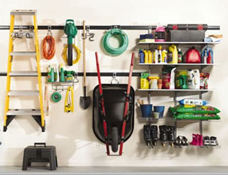 Garage Organization Fast Track by A Tale Of Two Storage Systems Toolmonger