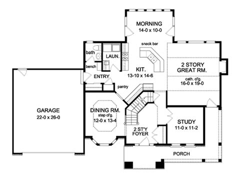 great room house plans house plans and design house plans two great room