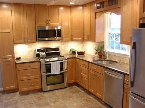 timonium  shaped kitchen traditional kitchen