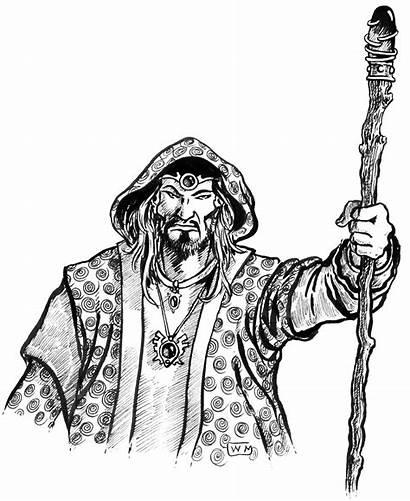 Wizard Fantasy Staffs Staff Trip Wizards