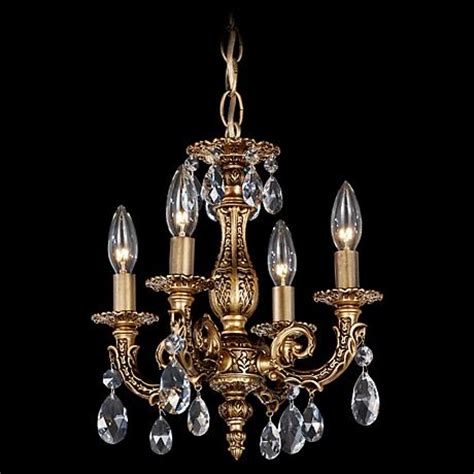 schonbek collection mini chandelier
