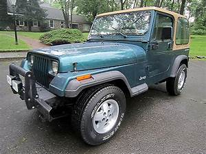 Sell Used No Reserve 1995 Jeep Wrangler Rio Grande Sport