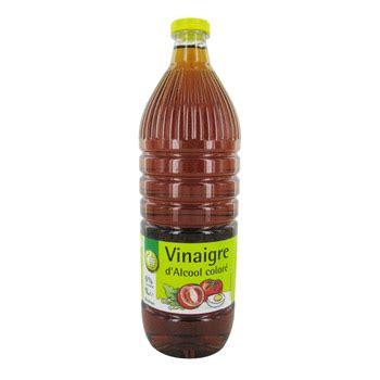 vinaigre d alcool blanc cuisine vinaigre alcool colore pouce 1l achat en ligne simply market