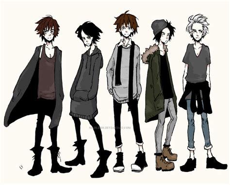 Male Fashion by MadLibbs on DeviantArt