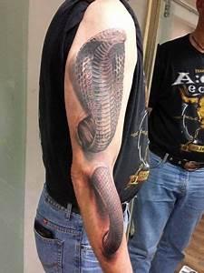 Schöne 3d Bilder : die besten 100 bilder in der kategorie coole tattoos cobra schlange 3d arm tattoo tattoo ~ Eleganceandgraceweddings.com Haus und Dekorationen