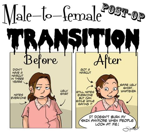 Trans Memes - the human gaze used to physically harm me transgender transition timelines know your meme