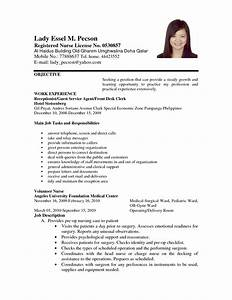 application letter format for volunteer nurse order custom With job resume app