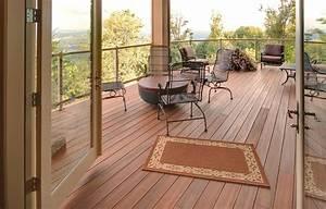 Prix Terrasse Bois : prix d une terrasse en bois combien co te une terrasse bois ~ Edinachiropracticcenter.com Idées de Décoration