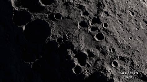 Tour Of The Moon In 4k (2018) / Avaxhome