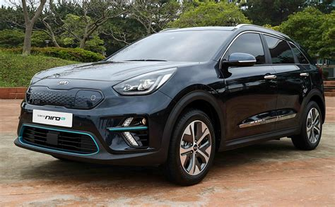 2019 Kia Niro Ev Now Displayed On Us Kia Site