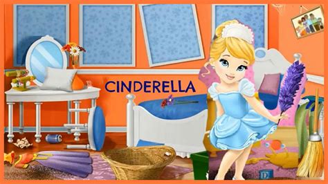 Watch Baby Cinderella While House Cleaning Movie Episode