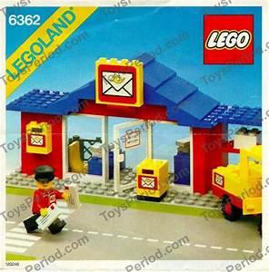 Lego Classic Bauanleitungen : lego 6362 post office set parts inventory and instructions lego reference guide ~ Eleganceandgraceweddings.com Haus und Dekorationen