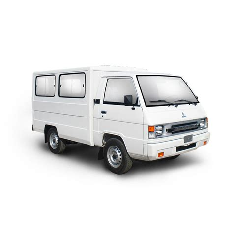 Mitsubishi L300 Photo by Mitsubishi L300 Deluxe Exceed Centro Manufacturing