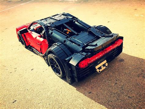 Bit.ly/2r86eay a step by step tutorial how to build bugatti veyron with lego. Lego Technic - Bugatti Chiron MOC custom   i-bricks.ru