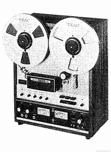 Teac A-7030gsl - Manual - Stereo Tape Deck