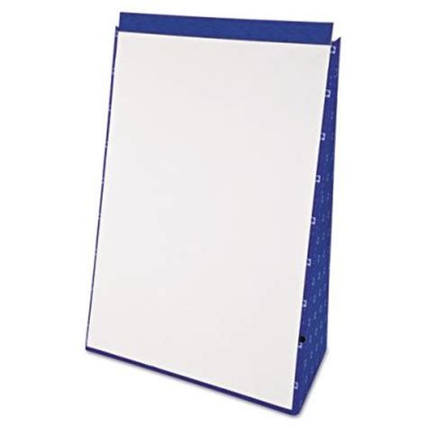 ampad recycled table top flip chart top