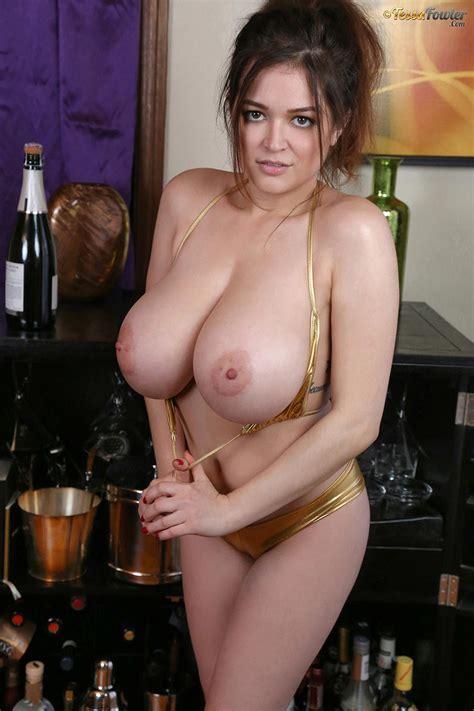 Tessa Fowler Solid Gold Bikini Party – The Boobs Blog