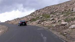 Driving The Highest Paved Road In North America  Mt Evans
