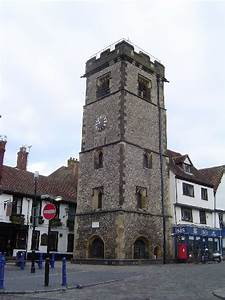 File St Albans  The Clock Tower - Geograph Org Uk