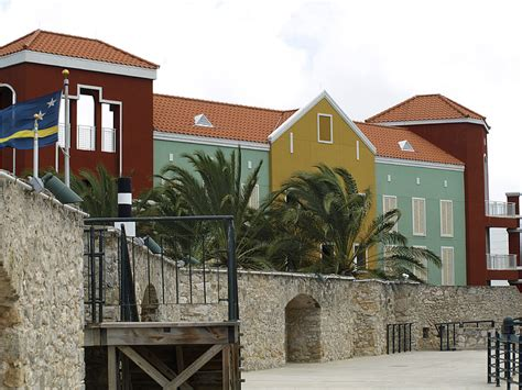 Free photo: rif, fort, willemstad, curacao, capital ...