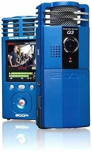 Zoom Q3 Handheld Digital Video Recorder