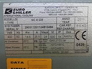 Euro Chiller Gc A 035 Ac 11