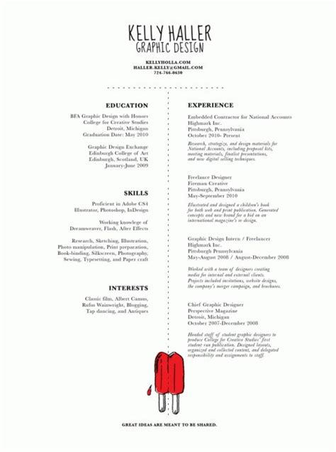Unique Resumes Buzzfeed by 27 Beautiful R 233 Sum 233 Designs You Ll Want To