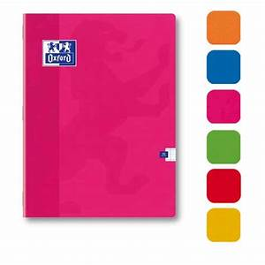 oxford cahier reliure piqure 24x32 cm 48 pages grands With cahier grand carreaux 24x32