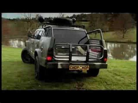 chop shop huntin car youtube