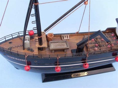 Time Bandit Boat For Sale by Four Different Deadliest Catch Fishing Model Boats