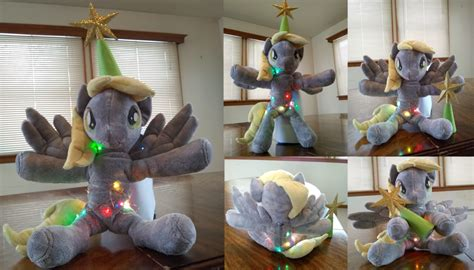 Derpy Christmas Tree Topper By Spiceanddragons On Deviantart