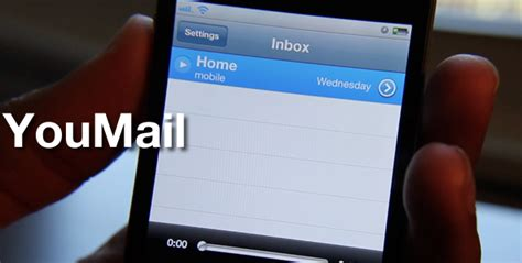 t mobile voicemail iphone how to get free visual voicemail on t mobile using youmail
