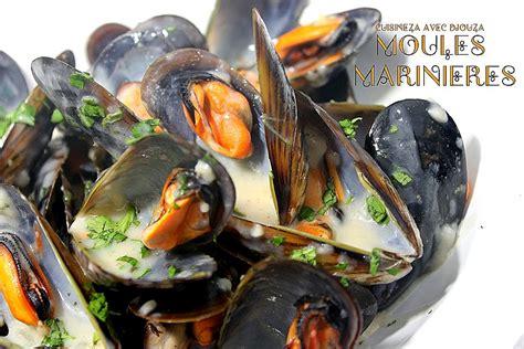 moules marinieres  la creme sans vin blanc la cuisine