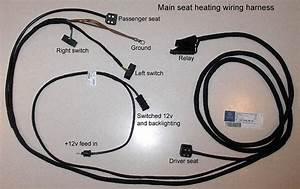 Heated Seats Retrofit