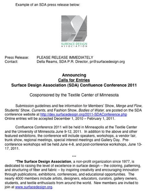Example Of An Sda Press Release  Surface Design. Bathroom Remodeling Denver Co. Top Computers For College Students. Philadelphia Contributionship Insurance Company. Sapphire Thermal Conductivity. Phoenix Kia Dealerships Solar Engineer Salary. Accident Attorneys Los Angeles. Medical Assistance Program Austin. Janitorial Supplies Portland Oregon