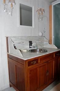 meuble de salle de bain style ancien meilleures images d With salle de bain style ancien