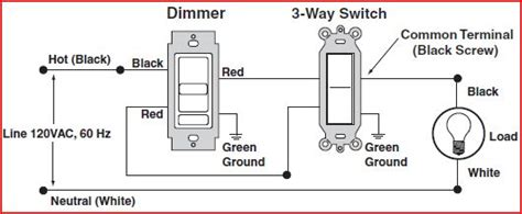 Issue When Replacing Dimmer Way Switch Settup