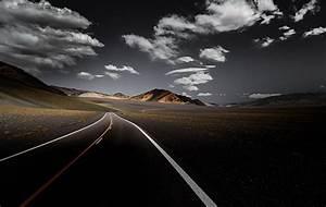 Dark, Road, Sky, Landscape, Wallpapers, Hd, Desktop, And, Mobile, Backgrounds