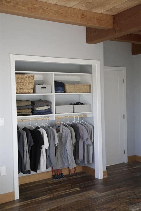 Closet Closet Organizer by No Paint Horizontal Closet Organizer White