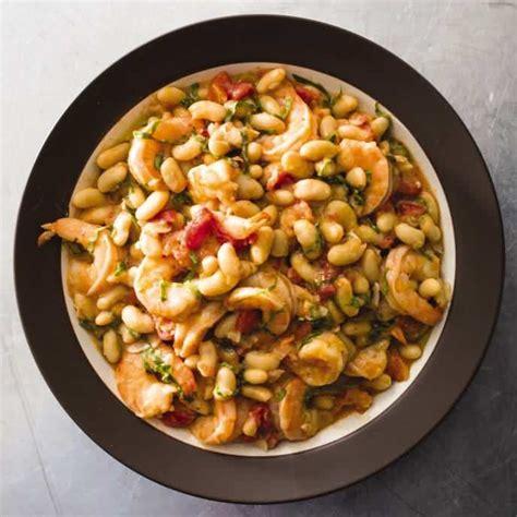 tuscan shrimp  beans americas test kitchen cooking seafood shrimp shrimp stew tuscan