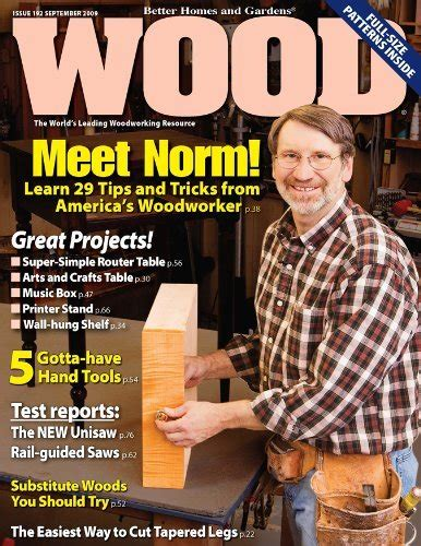 wood magazine subscription deal  year