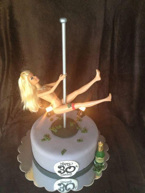 stripper barbie cake cakes pinterest barbie  cake