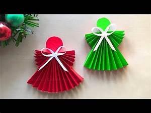 Basteln Mit Servietten : weihnachten basteln weihnachtsengel basteln mit paper weihnachtsdeko selber machen diy engel ~ Buech-reservation.com Haus und Dekorationen