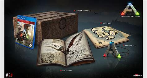micromania siege social ark survival evolved collector edition sur ps4 tous les