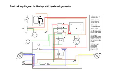 simple boat wiring diagram ignition wiring diagram
