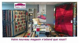 tapis chic decouvrez le nouveau showroom de tapis chic a With magasin de tapis waterloo