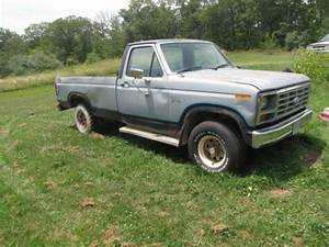 Purchase Used 1984 Ford F
