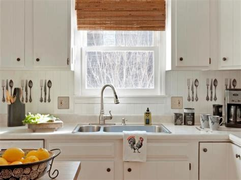 Beadboard Tile Backsplash : Inexpensive Beadboard Paneling Backsplash