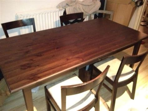 second hand table ls beautiful used dining tables on second hand dining table