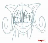 How To Draw Anime Hair Step By Step For Beginners  Easy Anime Drawings For Beginners Step By Step
